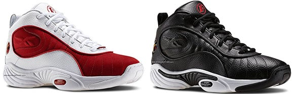 Reebok Answer 3 Returning