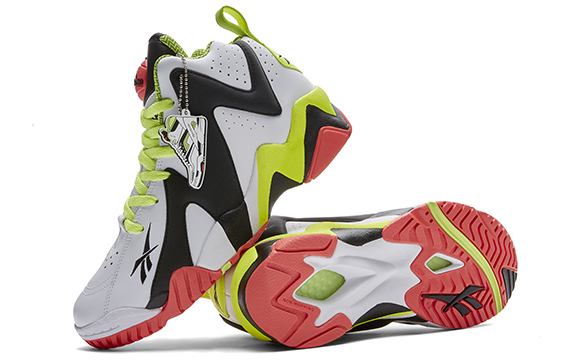Reebok Pump Kamikaze II Twilight Zone