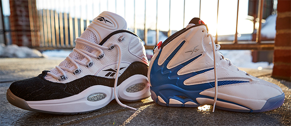 Reebok Question and The Blast All Star 2015