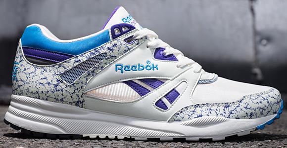 Reebok Ventilator OG White Grey Purple Blue