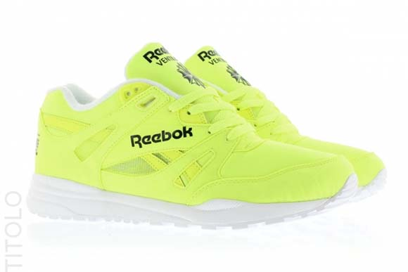 Reebok Ventilator Solar Yellow