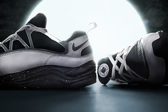 Size? Nike Air Huarache Light Eclipse Pack