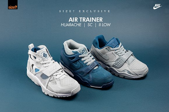 Size? Nike Air Trainer Collection