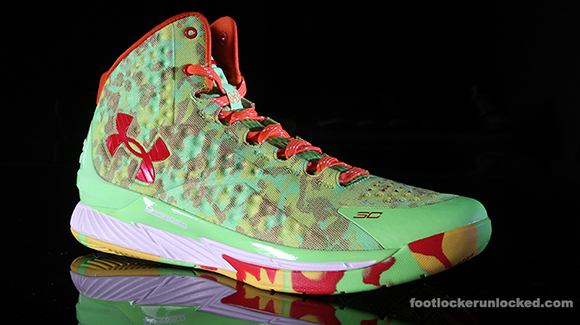 Under Armour Curry One Candy Reign Sour Patch Kids