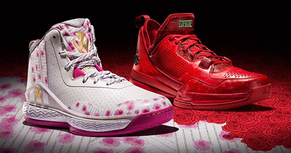 adidas Basketball Florist City Collection