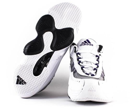 adidas Crazy 2 Lakers White Purple