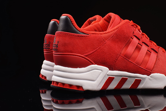 adidas EQT Running Support Red White Black