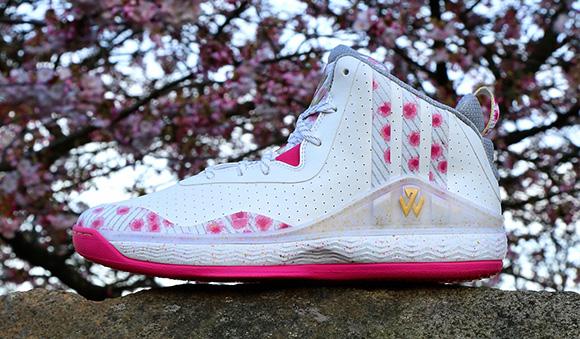 adidas J Wall 1 Cherry Blossom