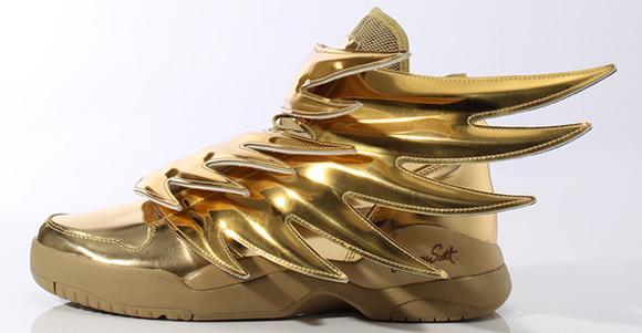 adidas Originals Jeremy Scott Wings 3.0 Gold