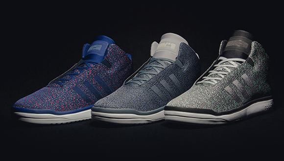 adidas Originals Veritas Mid Fading Weave Pack