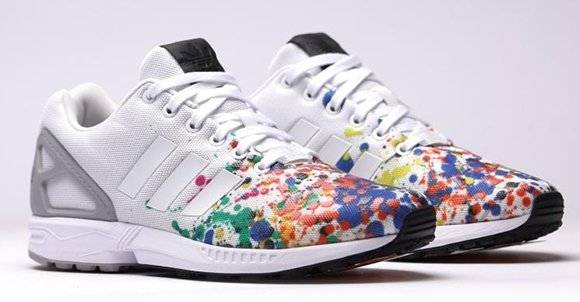 adidas ZX Flux Color Splash