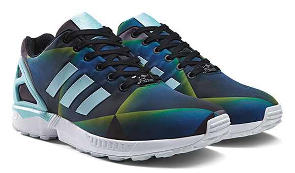 adidas ZX Flux Print Pack March