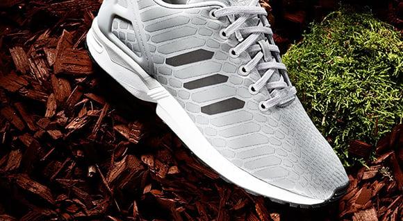 2e2a55dcf adidas ZX Flux Xeno  Grey  - More Images