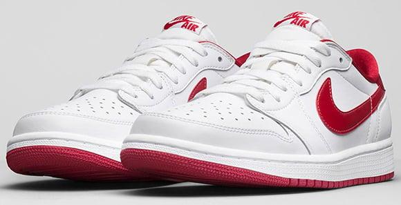 Air Jordan 1 Retro Low OG Varsity Red Release Date Price