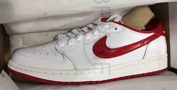 Air Jordan 1 Retro Low OG Varsity Red Release Date
