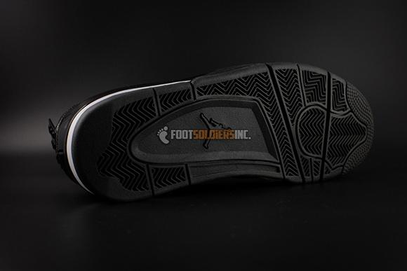 Air Jordan 11Lab4 Black Patent Leather