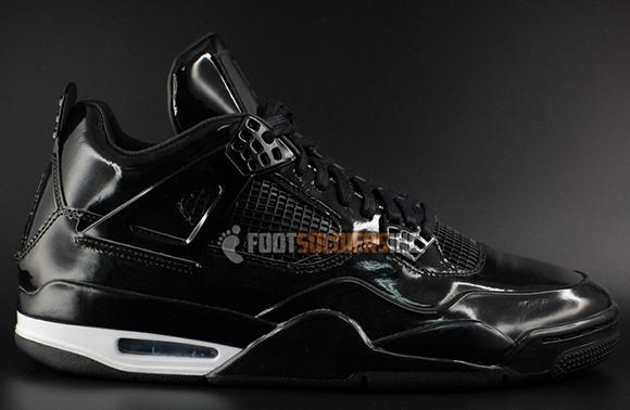 wholesale dealer 06357 28627 Air Jordan 11Lab4 Black Patent Leather