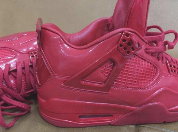 Air Jordan 11Lab4 Gym Red