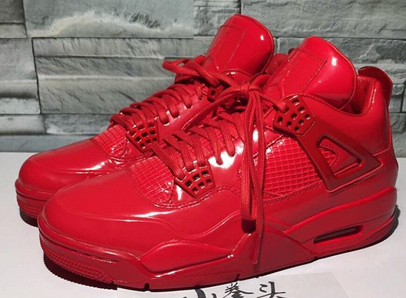 new concept 79f67 b3457 Air Jordan 11Lab4 Gym Red Best Look Yet chic