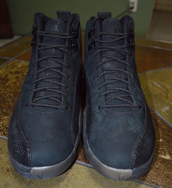 d0977f7f0b8d Air Jordan 12 Drake  OVO  Black Stingray - Available