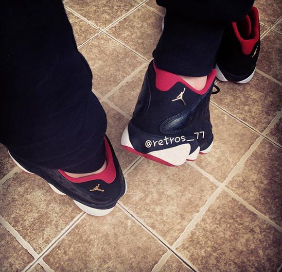 Air Jordan 13 Low Bred Retro 2015