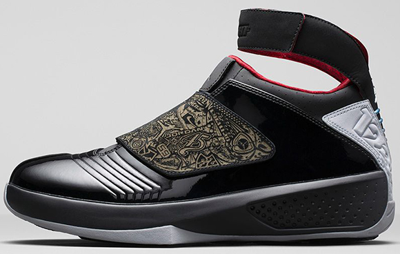 Air Jordan 20 Stealth Retro Release Info