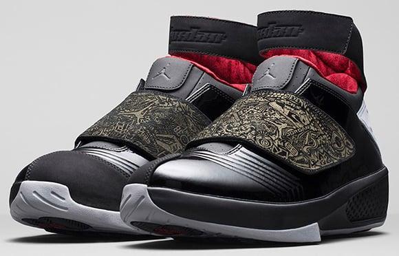superior quality 78999 4b391 Air Jordan 20 Stealth Retro Release Info