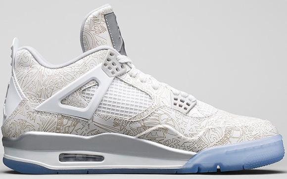 Air Jordan 4 Laser 2015 Retro Release Info