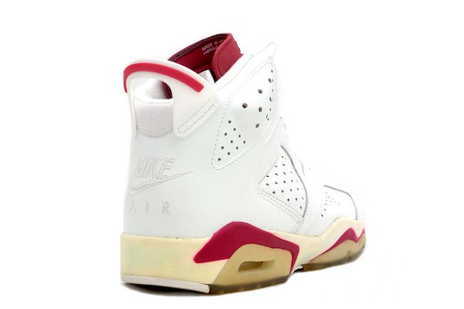 Air Jordan 6 Maroon 2015 Nike Air