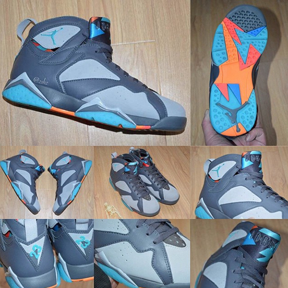 Air Jordan 7 Bobcats