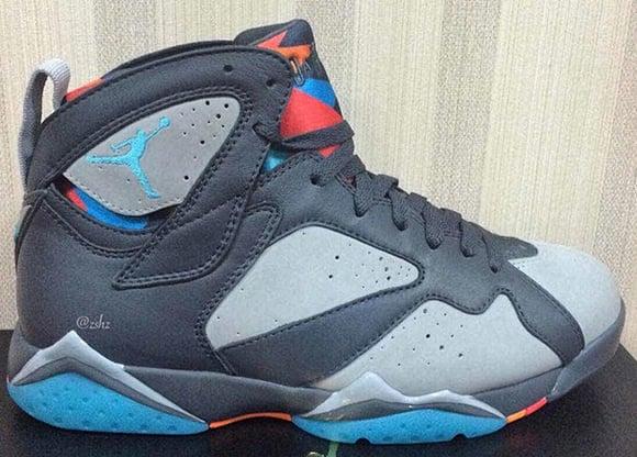 839e72e0d22414 First Look  Air Jordan 7  Bobcats