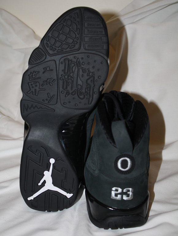 Air Jordan 9 Non Oregon Ducks Releasing 2015