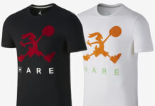 Air Jordan Jump Bunny T-Shirts