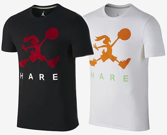Air Jordan Jump Bunny T-Shirts
