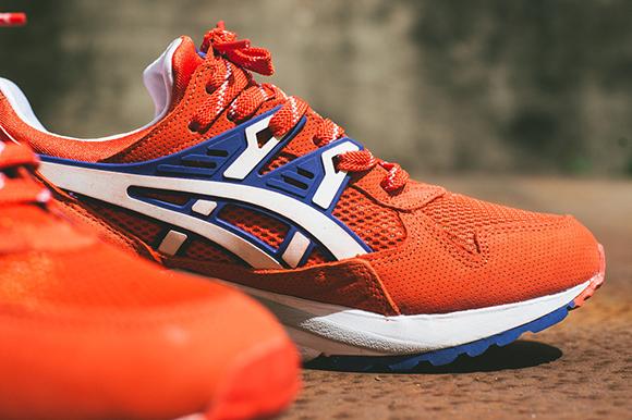 Asics Gel Kayano Trainer Orange Purple