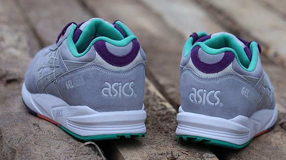 Asics Gel Saga Soft Grey