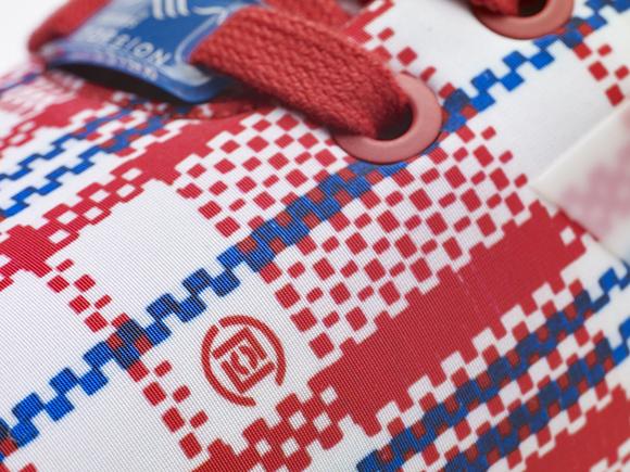 Clot adidas ZX Flux Tartan