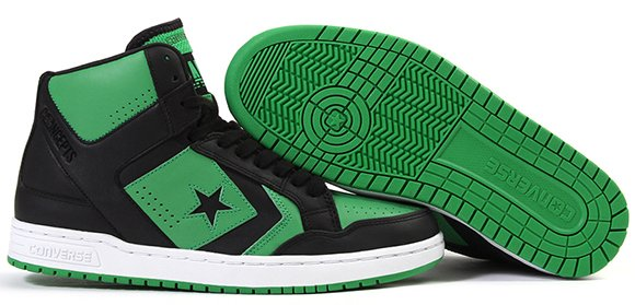 Concepts Converse Weapon St. Patricks Day