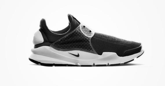 Fragment Design Nike Sock Dart Black