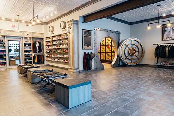 Heist NY White Plains, NY. Sneaker Store
