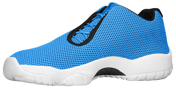 Jordan Future Low Photo Blue