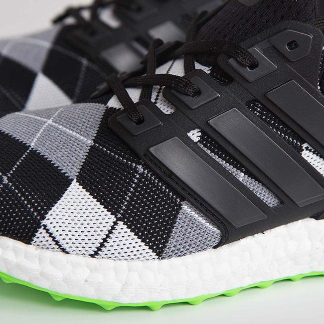KRISVANASSCHE adidas Ultra Boost Black Green