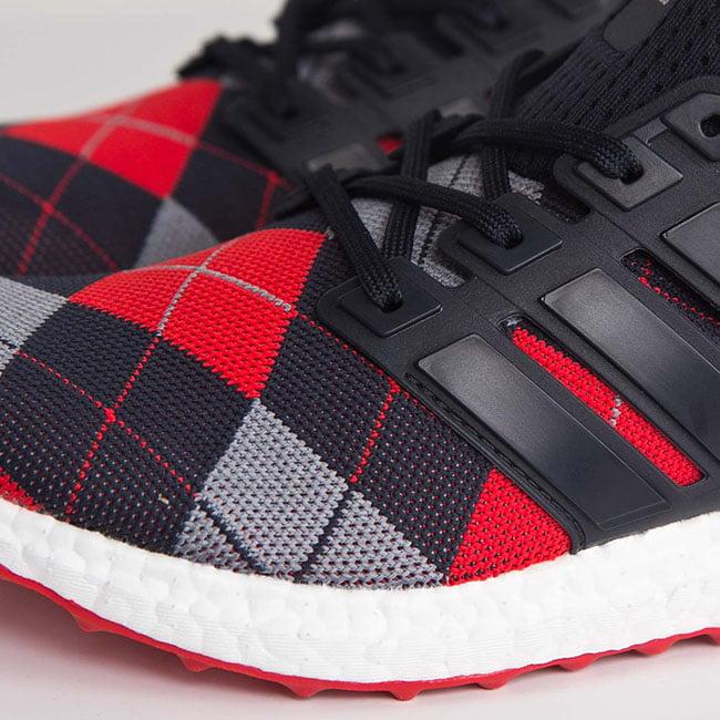 KRISVANASSCHE adidas Ultra Boost Black Red