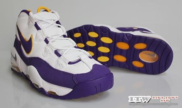 Nike Air Max Uptempo Lakers