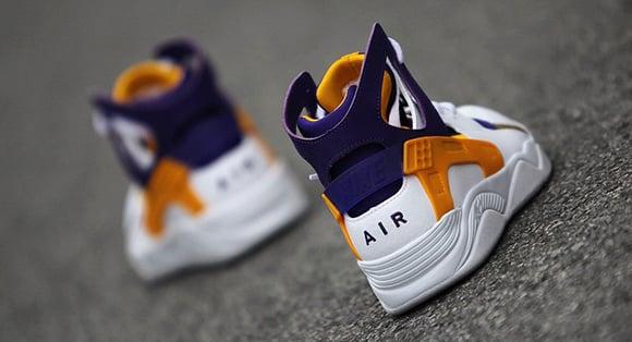 Nike Air Flight Huarache Lakers