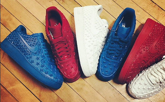 Nike Air Force 1 Low Stars Independence Day Pack