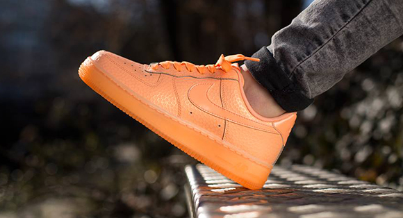 Nike Air Force 1 Low Womens Sunset Glow