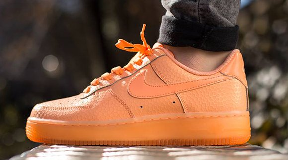 Nike Air Force 1 Low Women's 'Sunset Glow' | SneakerFiles
