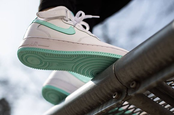 Nike Air Force 1 Mid GS Artisan Teal