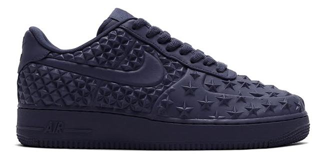 Nike Air Force 1 Stars Midnight Navy